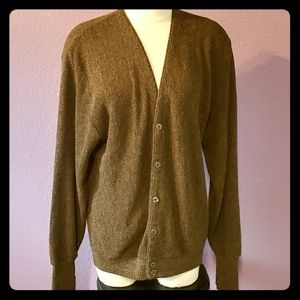 Cypress Links size large brown womens sweater